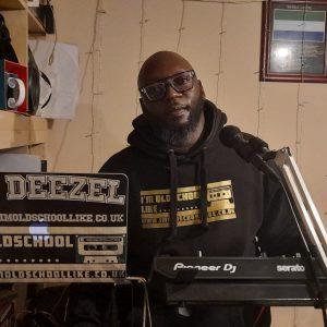 Mr Deezel